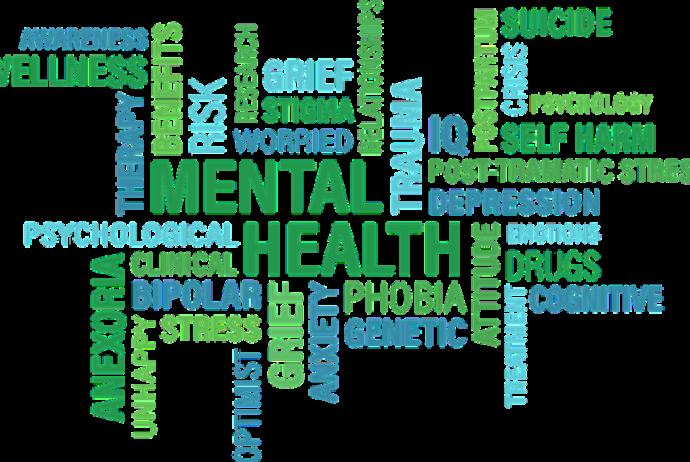 Mental Health Awareness – Christ United Methodist Church
